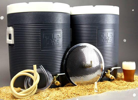Free $35 Gift Card With Purchase of Essential All Grain Brewing Starter Kit Coupon Code