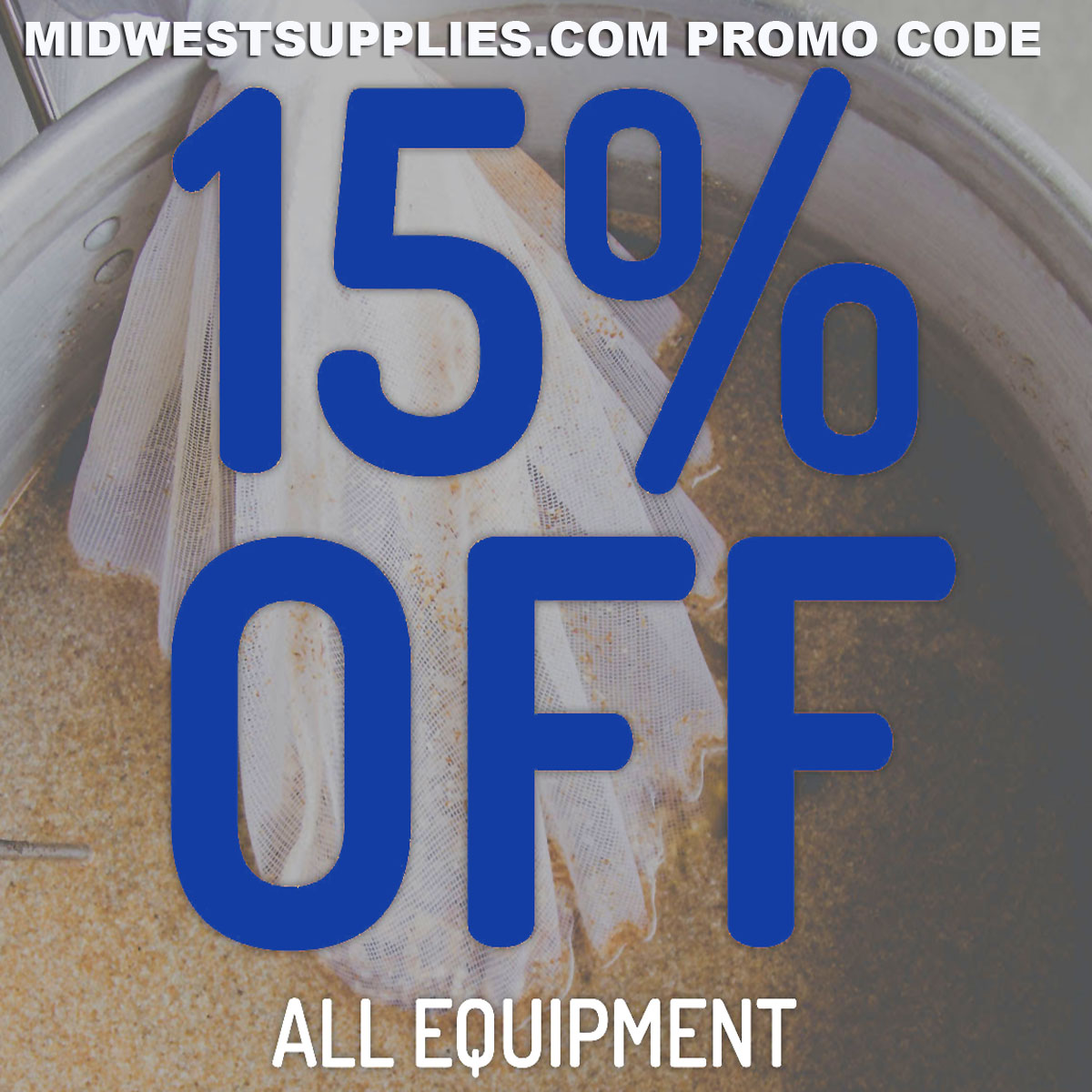 Midwest Supplies Save 15% on Home Brewing Equipment with this midwestsupplies.com promo code Coupon Code