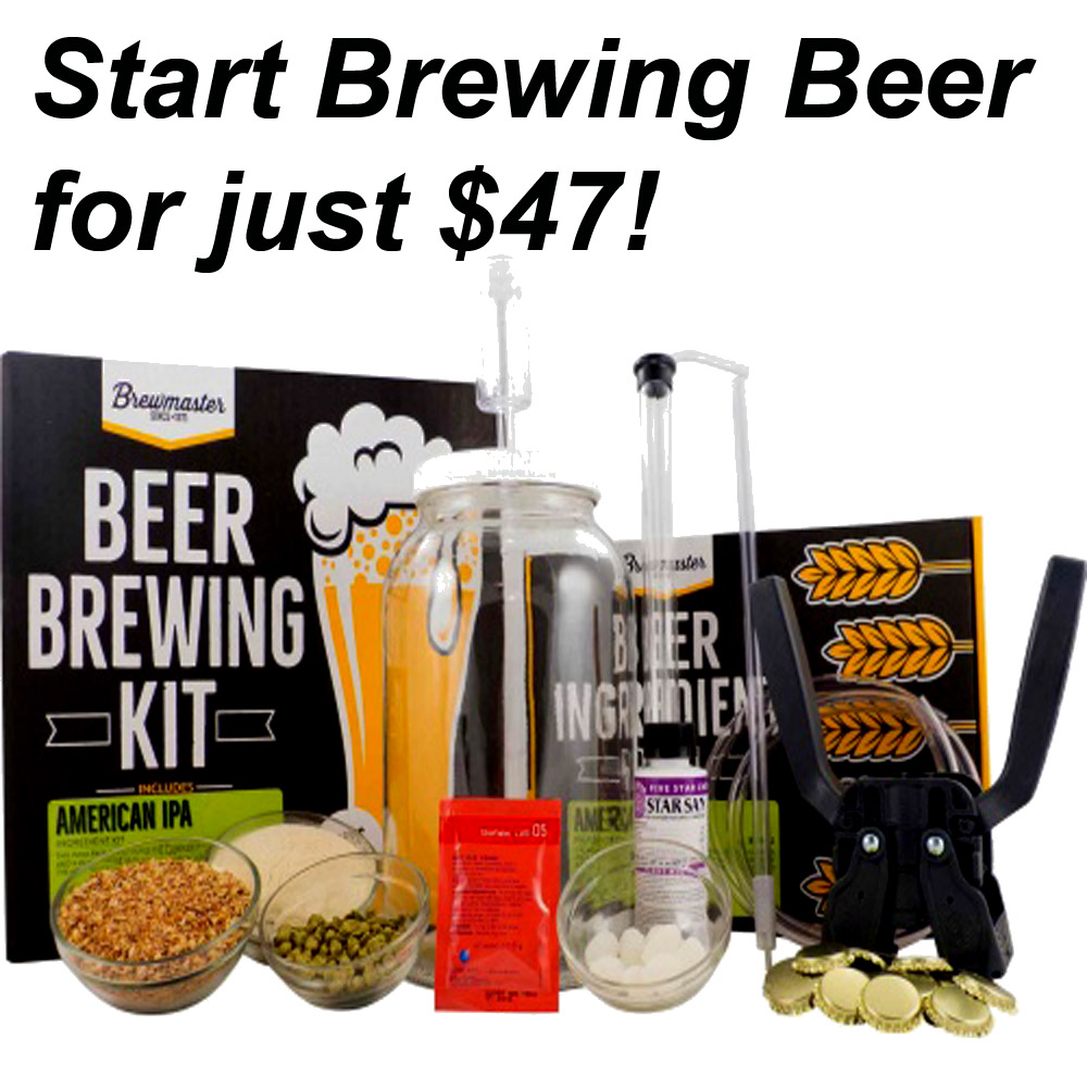 Start Brewing Today for Just $47 with this More Beer Promo Code Coupon Code