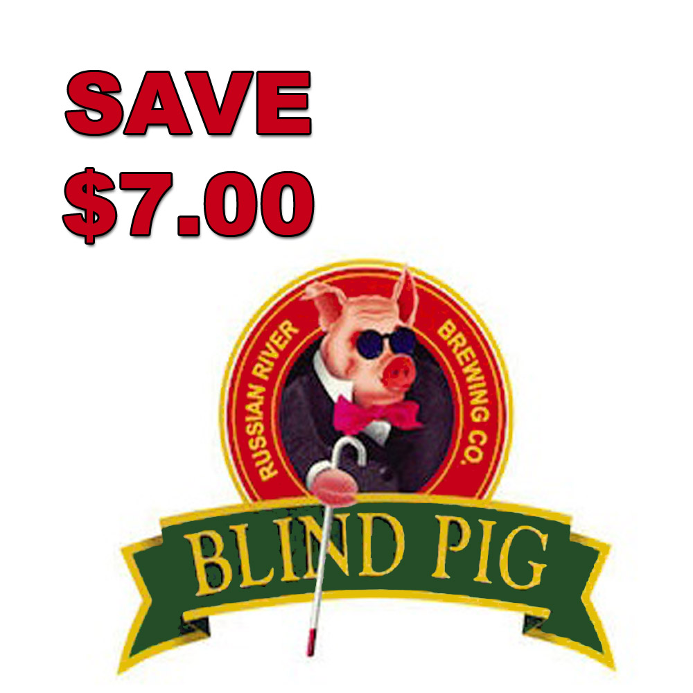 Save $7 On A Russian River Blind Pig Beer Recipe Kit Coupon Code