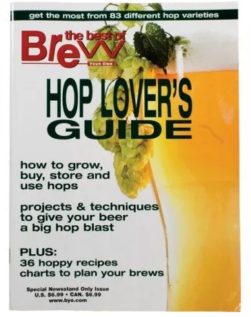 Buy 2 All-Grain IPA Kits and Get BYO Magazine Free For 1 Year Coupon Code