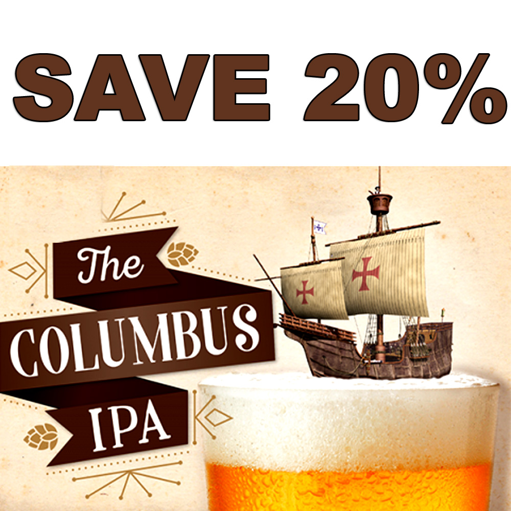Get a More Beer Columbus IPA Beer Kit for Just $27 Coupon Code