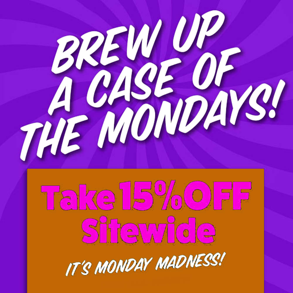 Take 15% Off Site Wide at Midwest Homebrew Supplies Coupon Code