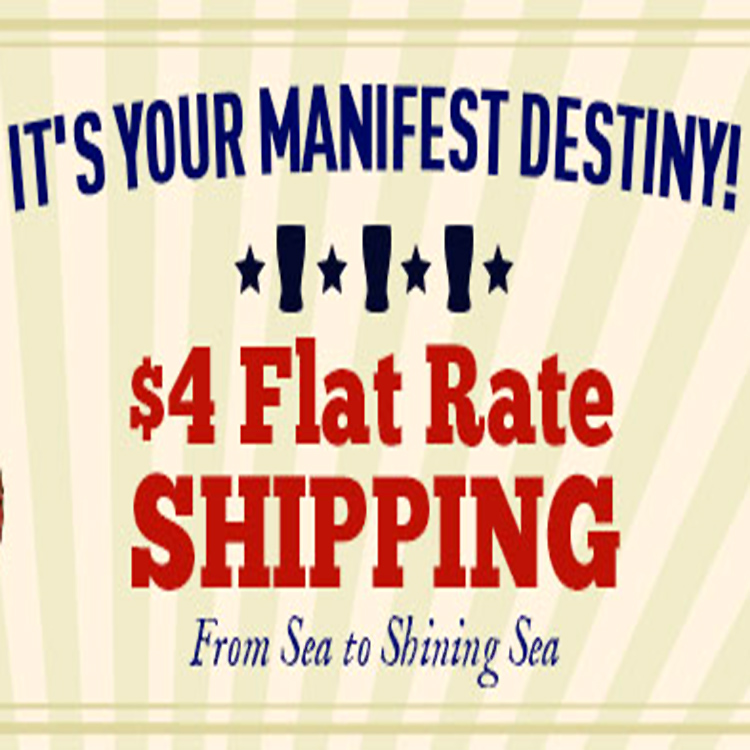 $4 Flat Rate Shipping at Midwest Supplies Coupon Code