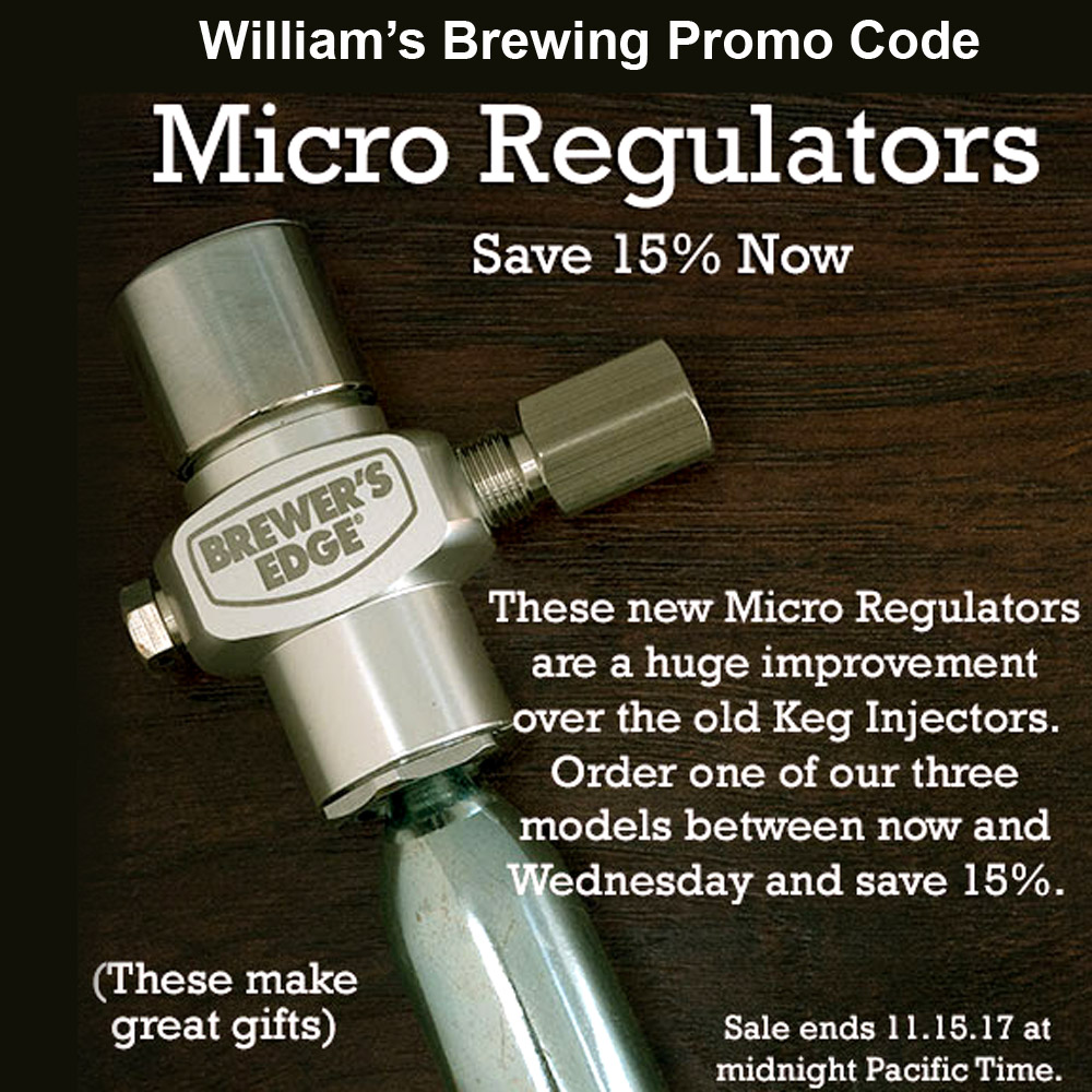 Save 15% On A New Micro CO2 Regulator Coupon Code