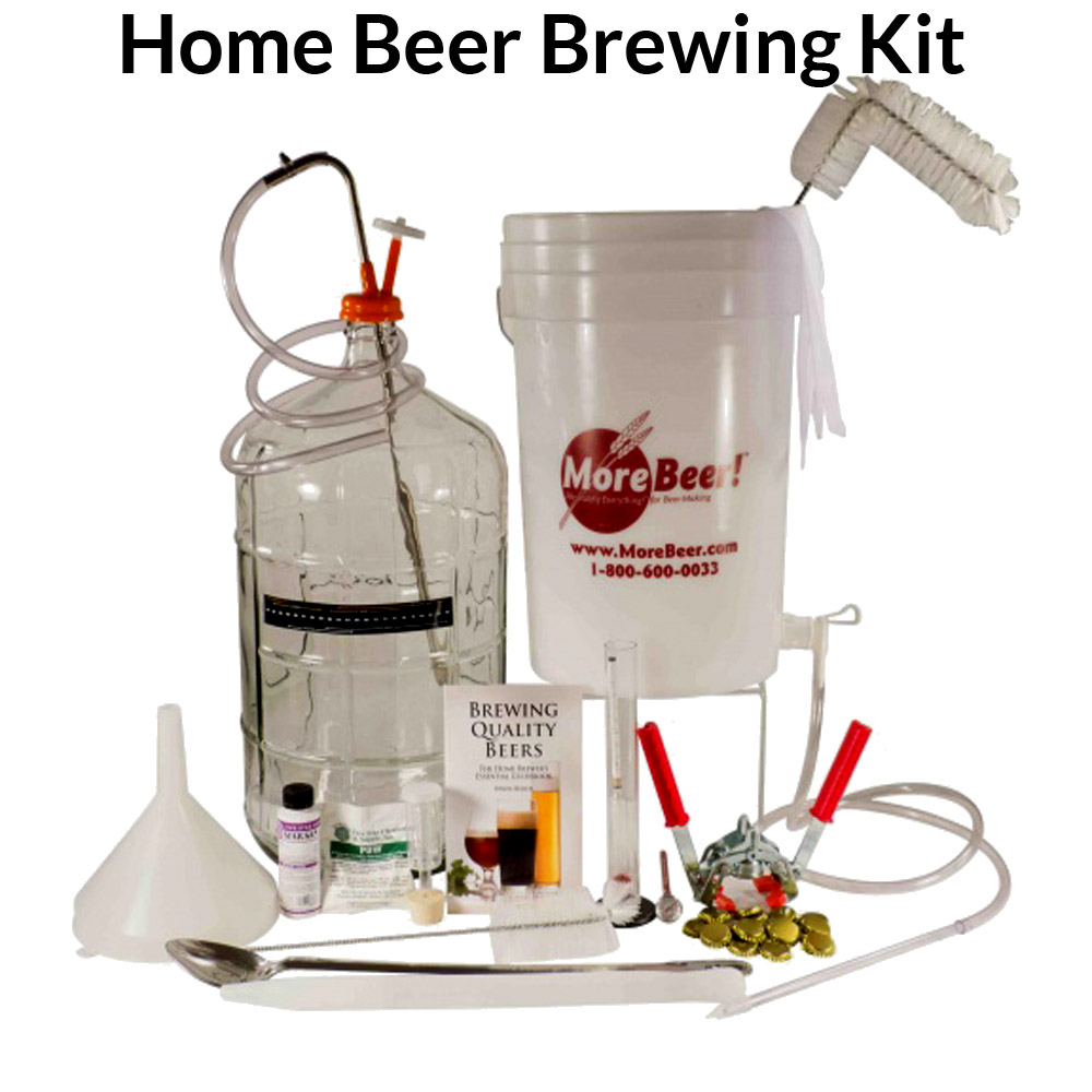 Start Brewing 5 Gallon Batches of Home Brewed Beer for Under $100 Coupon Code