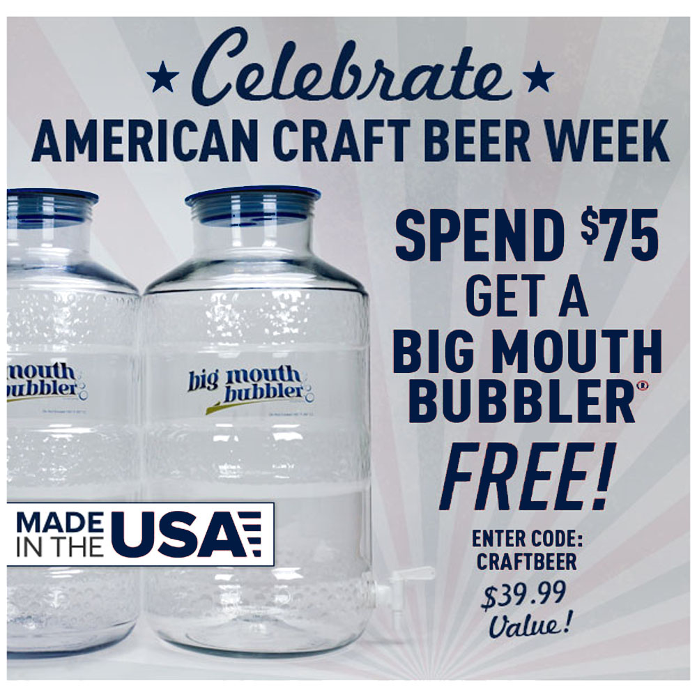 GET A FREE BIG MOUTH BUBBLER Coupon Code
