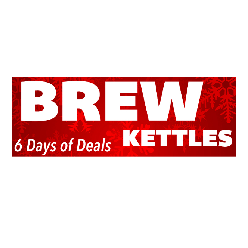 Save Up to 25% On Home Brewing Kettles Coupon Code