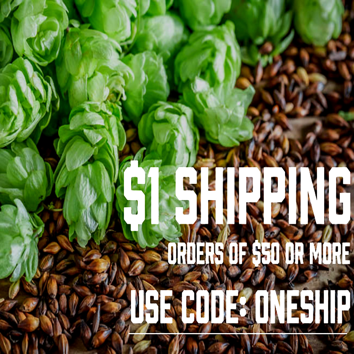 Great Fermentations Orders over $50 Ship for Just $1 at GreatFermentations.com With Promo Code Coupon Code