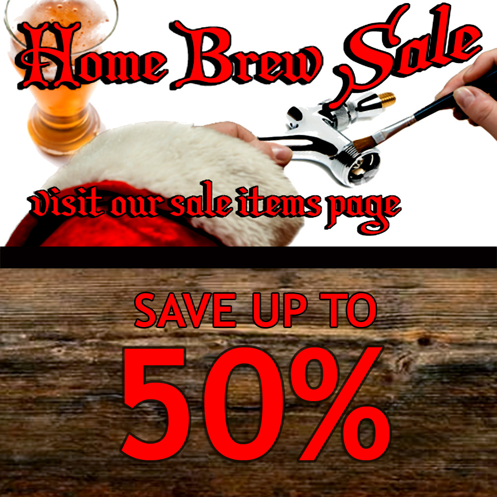 Save Up To 50% On Popular Homebrewing Items Sale
