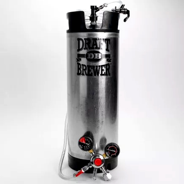 Basic Home Brewing Keg Systems for Just $99 Coupon Code