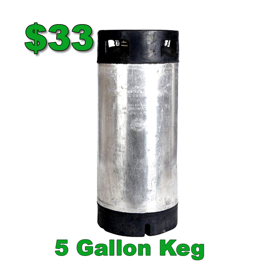 Just $33 for a 5 Gallon Refurbished Homebrewing Keg Today Only Promo Codes