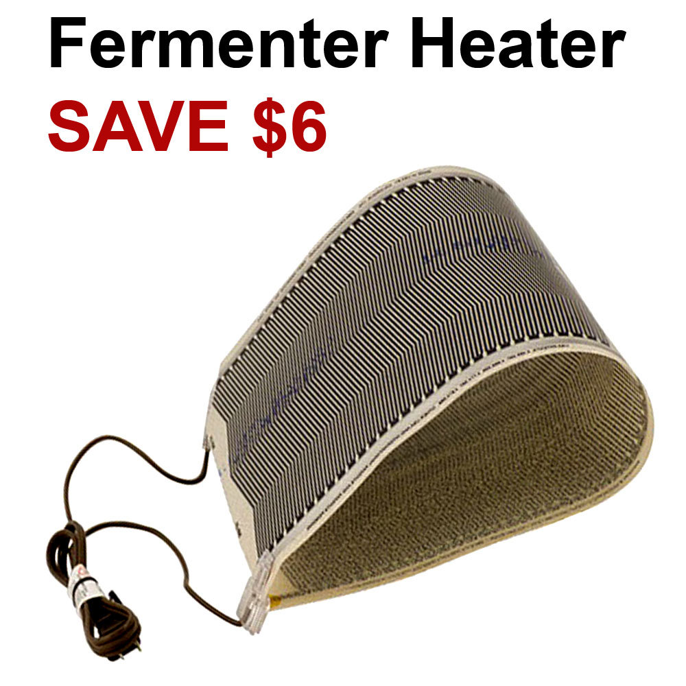 Save $6 On A Fermenter Heater With This More Beer Promo Code Coupon Code