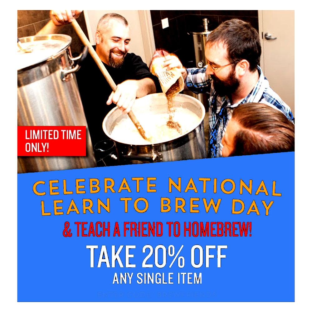 Save 20% On A Single Homebrew Item Coupon Code