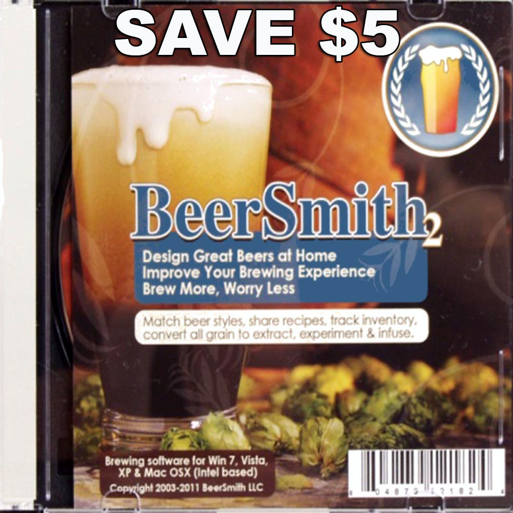 Save $5 On Beer Smith 2 Homebrewing Software Promo Codes