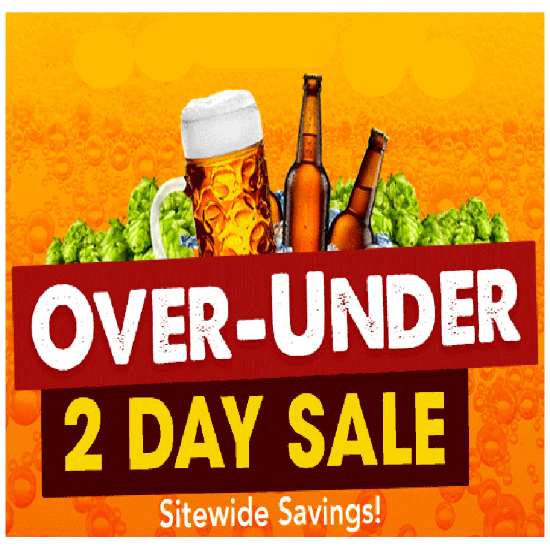 15% Off Almost Everything Site Wide at Homebrew Supply Coupon Code