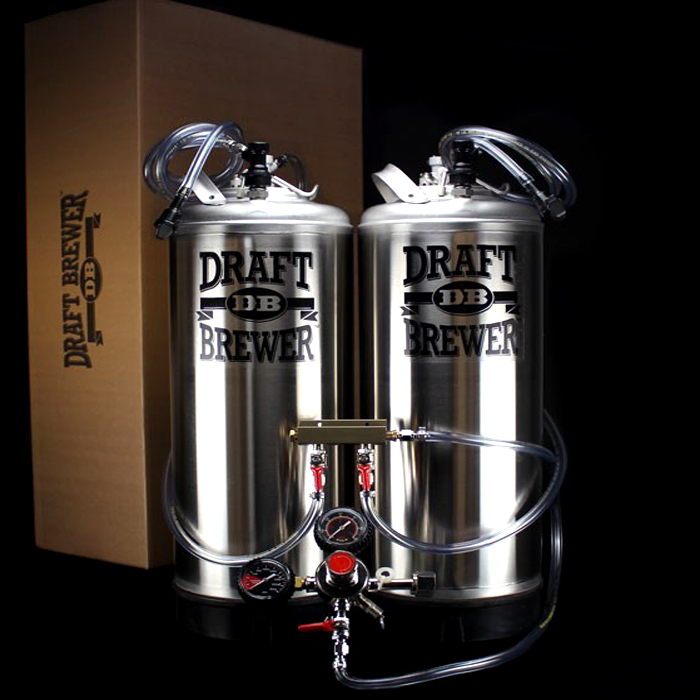 Free Happy Holiday Ale with Every 5 Gallon Draft Brewer Keg System Coupon Code