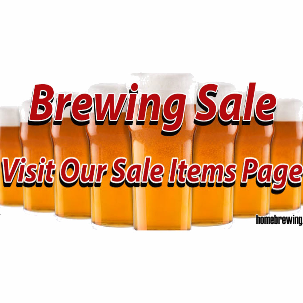 Save Big On Over 200 Homebrewing Items During the Adventures In Homebrewing Warehouse Sale Sale