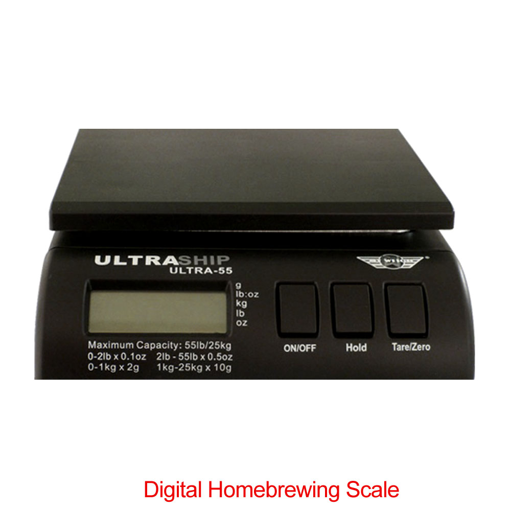 Save $6 on a Digital Homebrewing Scale Coupon Code