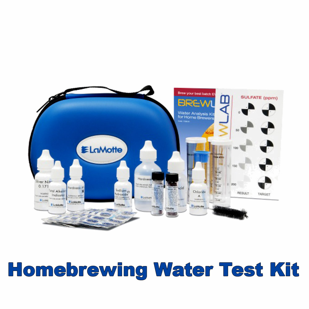 Save $20 On a Homebrewing Water Analysis Kit Coupon Code