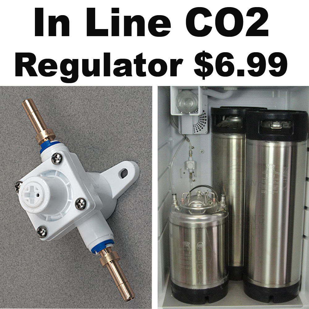 Get an In Line CO2 Regulator for Just $6.99 Coupon Code