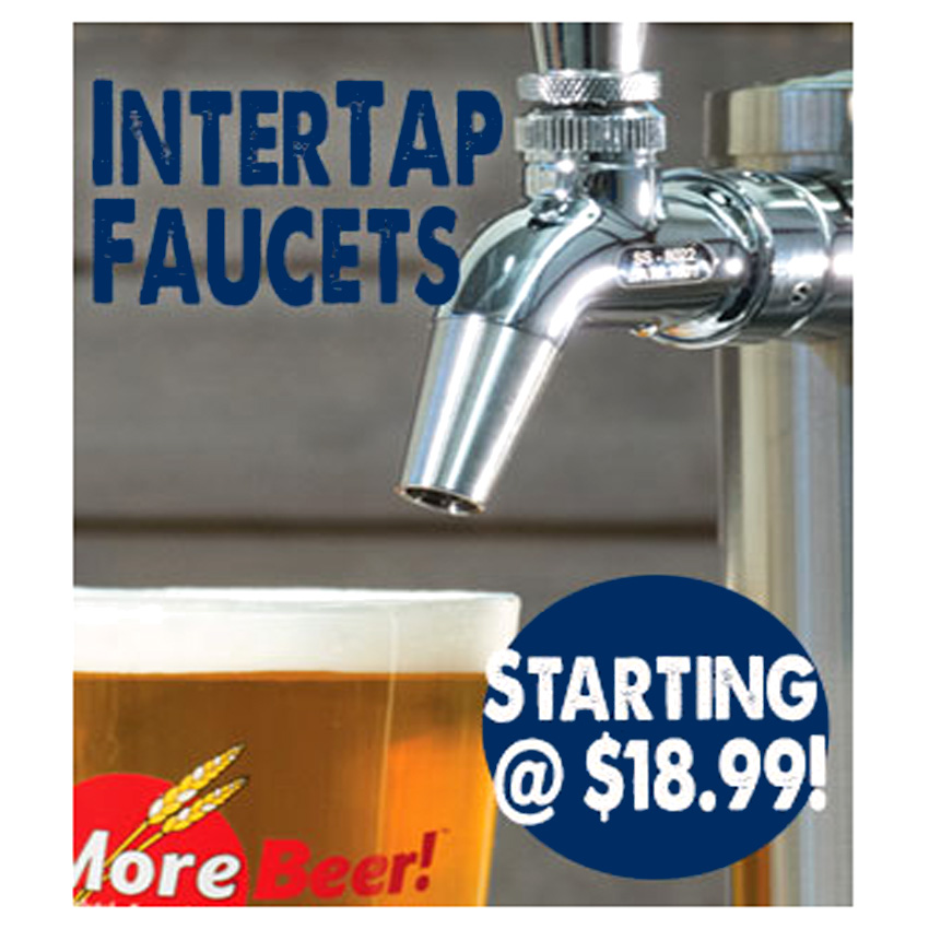 Intertap Beer Taps For Just $18 Coupon Code