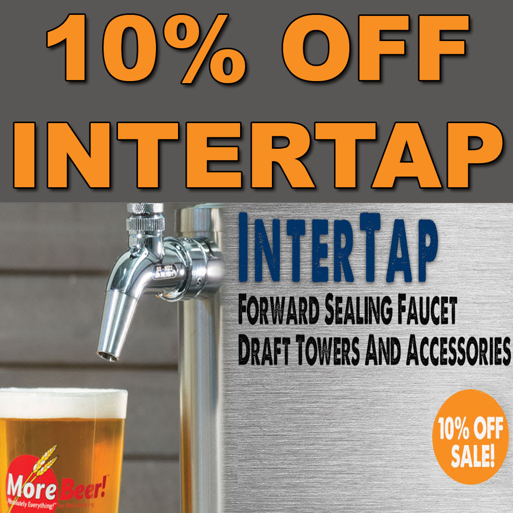 Save 10% On All InterTap Draft Beer Items Coupon Code