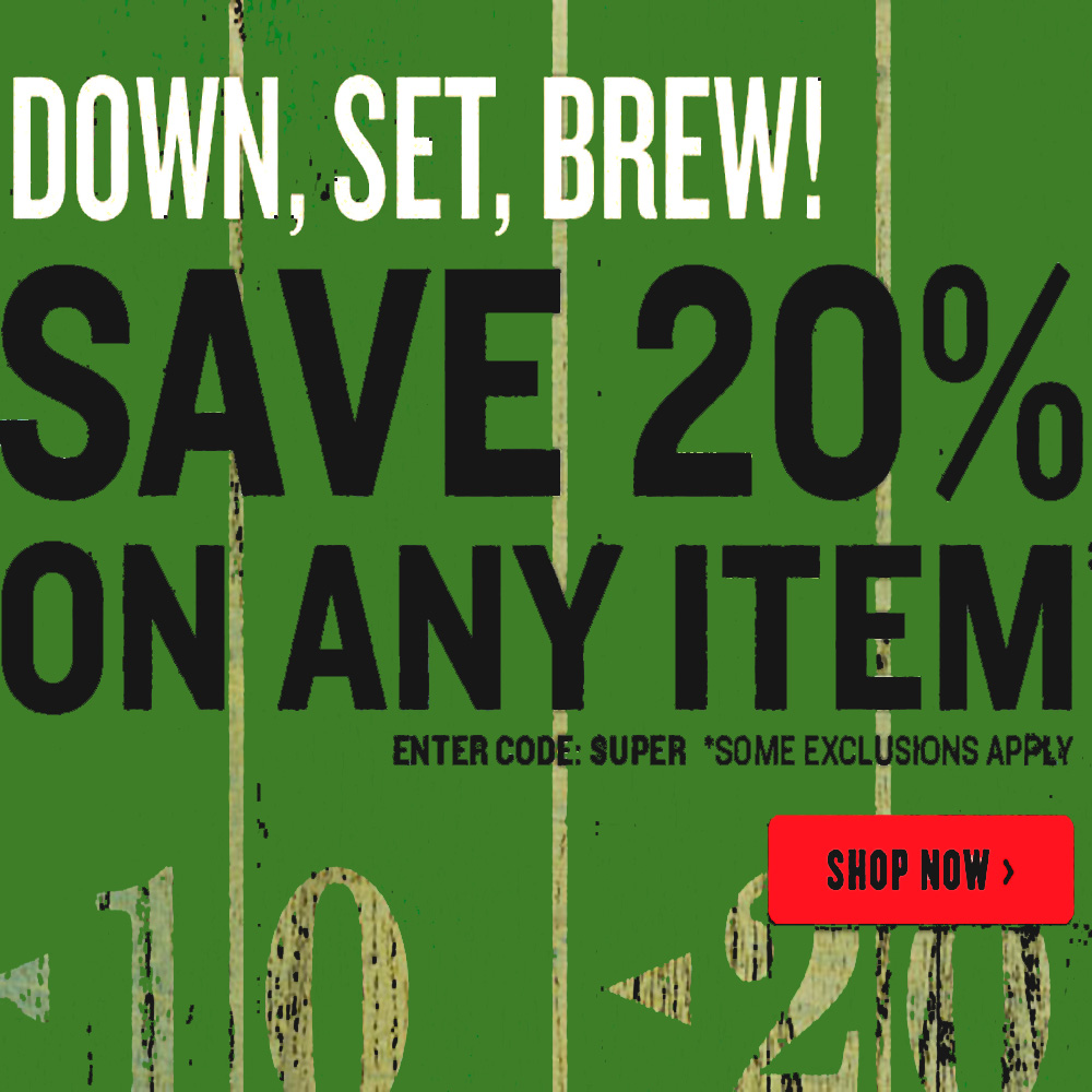 Save 20% On A Single Item at NorthernBrewer.com With Promo Code Coupon Code