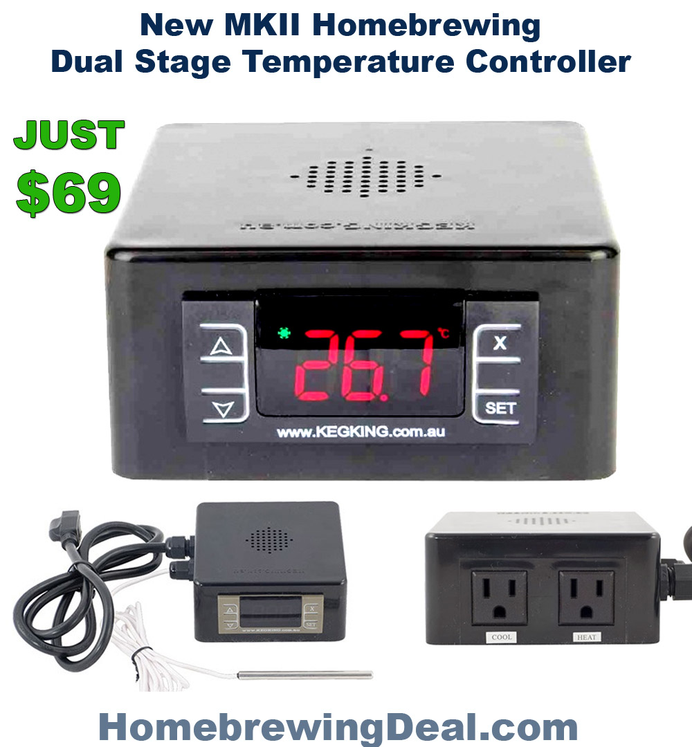 Get Free Shipping on the MKII Temperature Controller Promo Codes