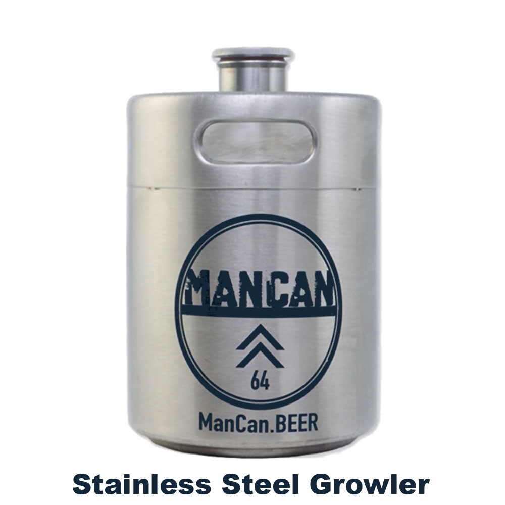 Save $7 on a Stainless Steel Mini Keg Growler Promo Codes