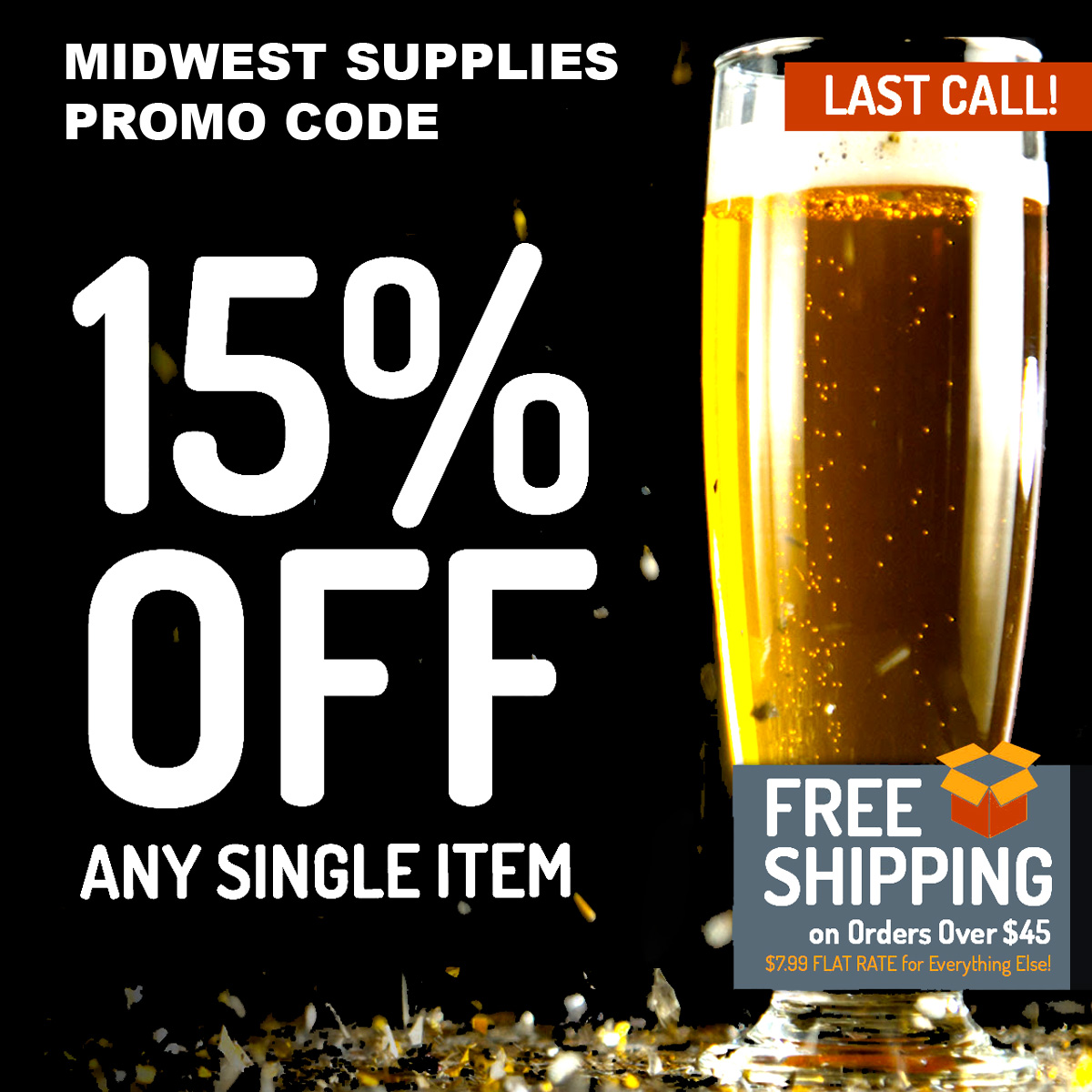 Midwest Supplies Save 15% On A Single Item with this MidwestSupplies.com Promo Code Coupon Code