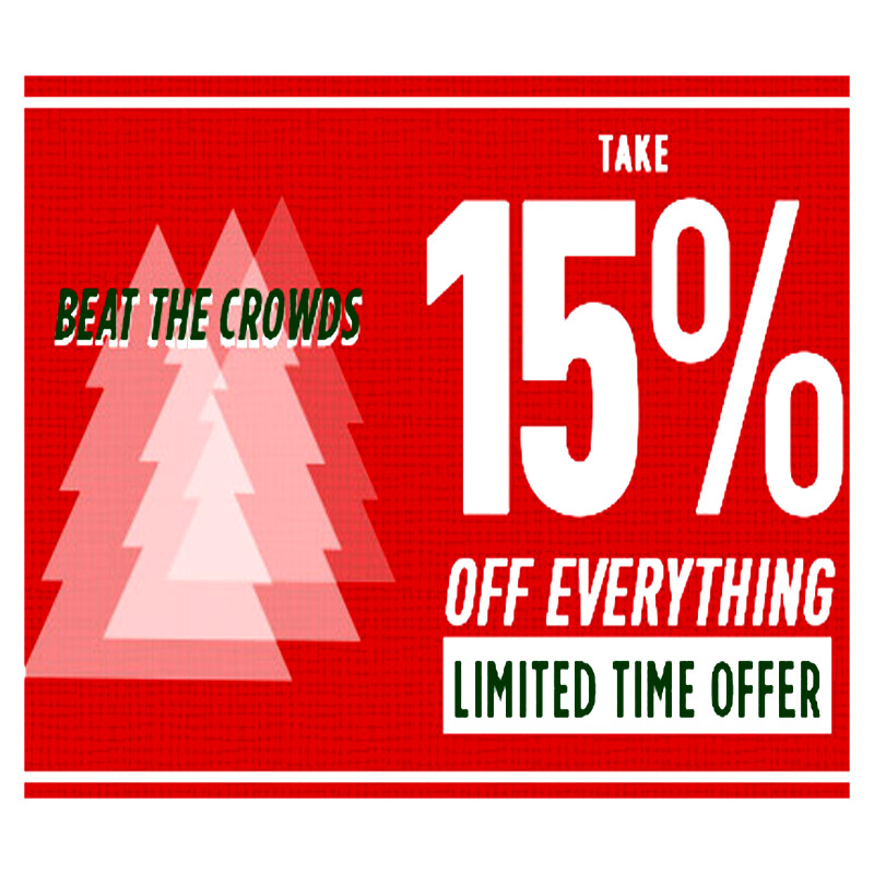Save 15% On Everything at Midwest Supplies Promo Codes