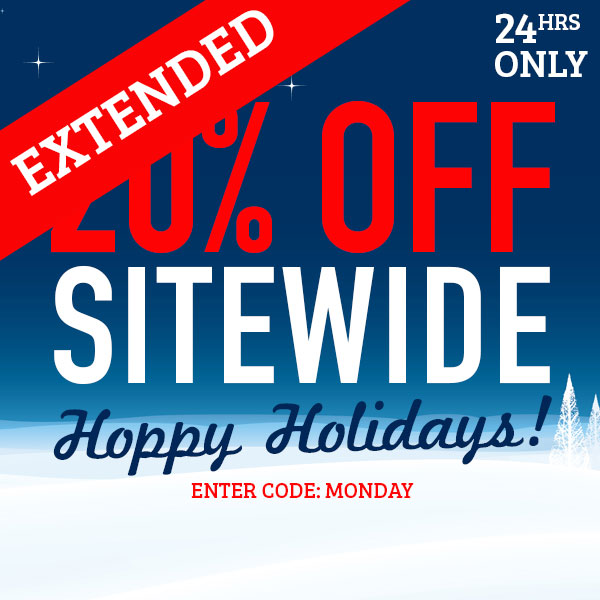 Save 20% Site Wide at Midwest Supplies Holiday Sale Coupon Code