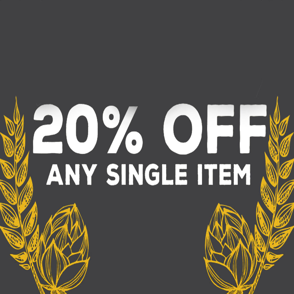Save 20% On A Single Items at MidwestSupplies.com Coupon Code
