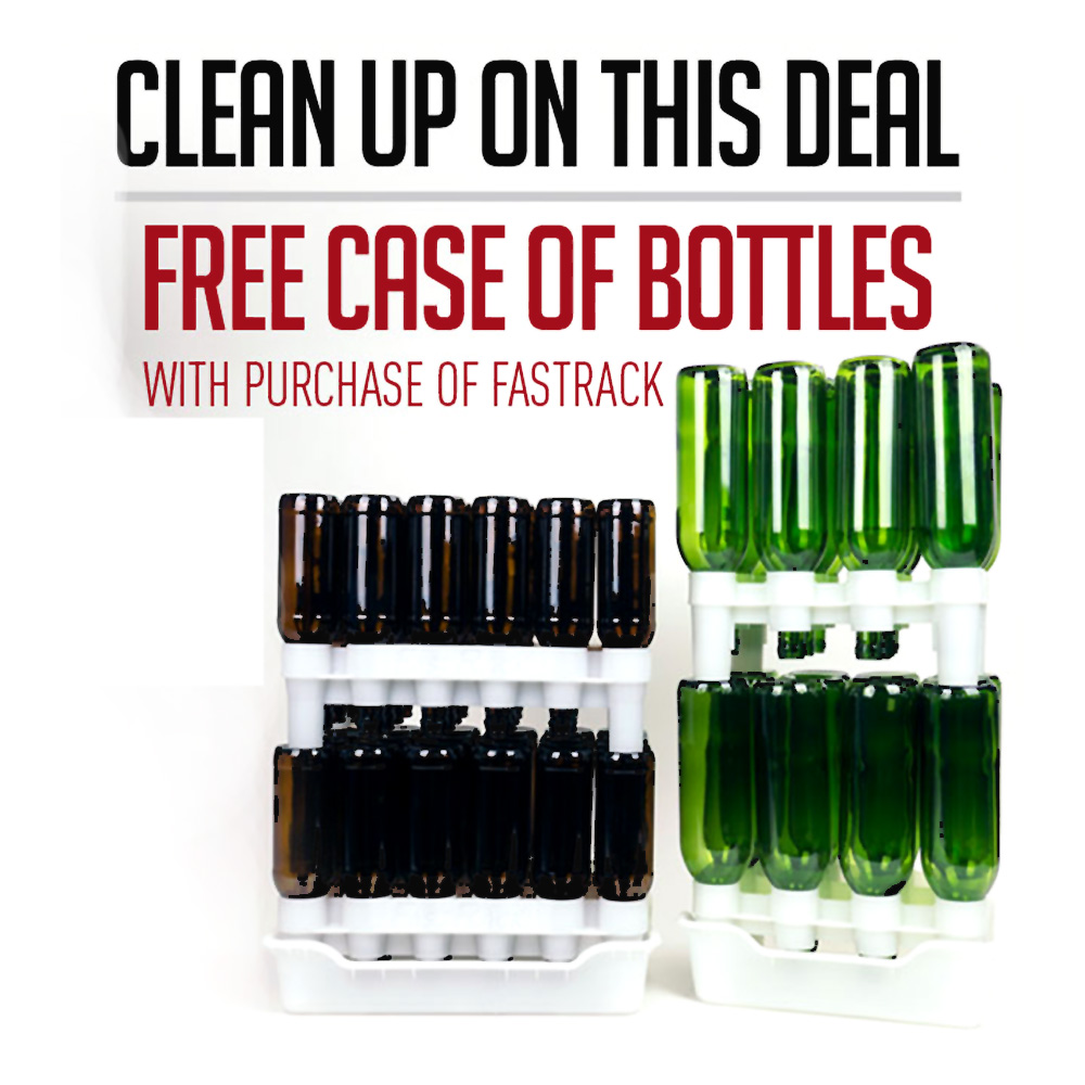 BUY A BEER OR WINE FASTRACK AND GET A CASE OF BEER OR WINE BOTTLES Coupon Code