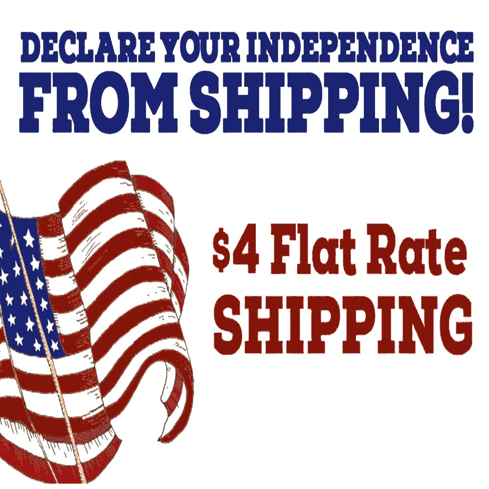 Get $4 Flat Rate Shipping at Midwest Supplies Coupon Code