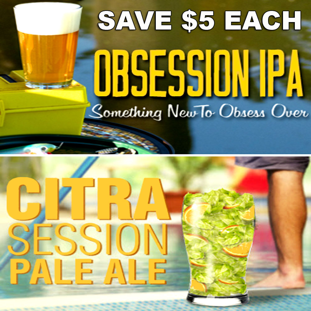 Save  $5 On Each More Beer Session Beer Kit Coupon Code