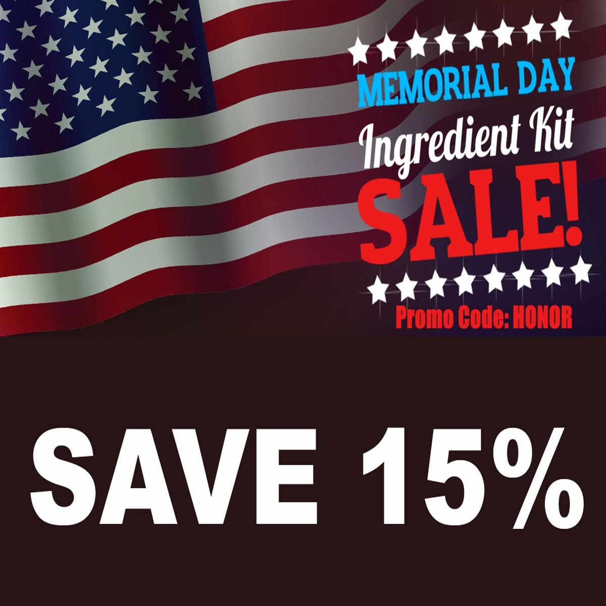 Save 15% On American Style Beer Kits at More Beer! Coupon Code