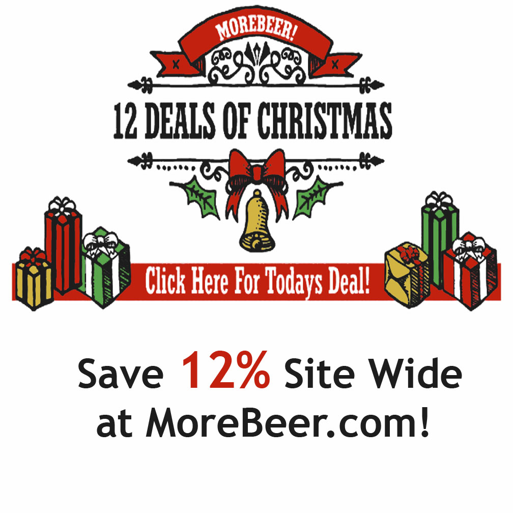 morebeer com morebeer coupons and promo codes for homebrewing last day of the christmas coupon code