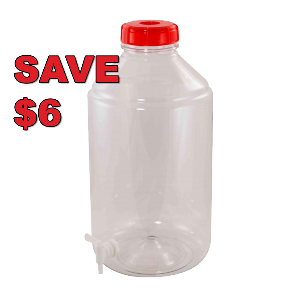Save $5 On FerMonster Carboys at MoreBeer! Coupon Code
