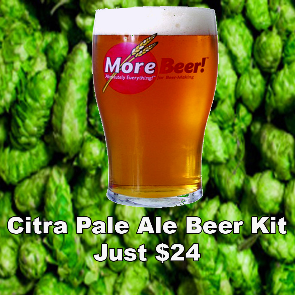 Get A Citra Session Pale Ale Beer Kit For Just $24 Coupon Code