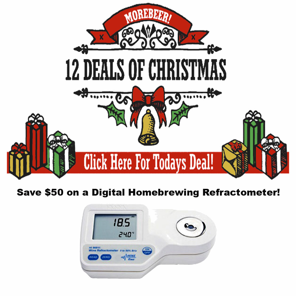 Save $50 on a Digital Homebrewing Refractometer Coupon Code