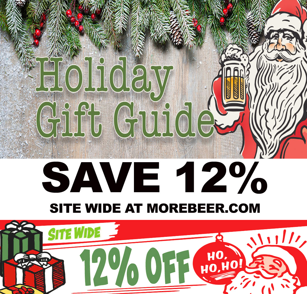 MoreBeer Save 12% Site Wide At MoreBeer.com With This More Beer Promo Code Coupon Code
