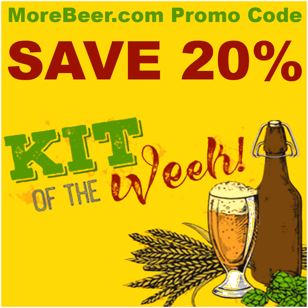 Save 20% On The Beer Kit Of The Week Coupon Code
