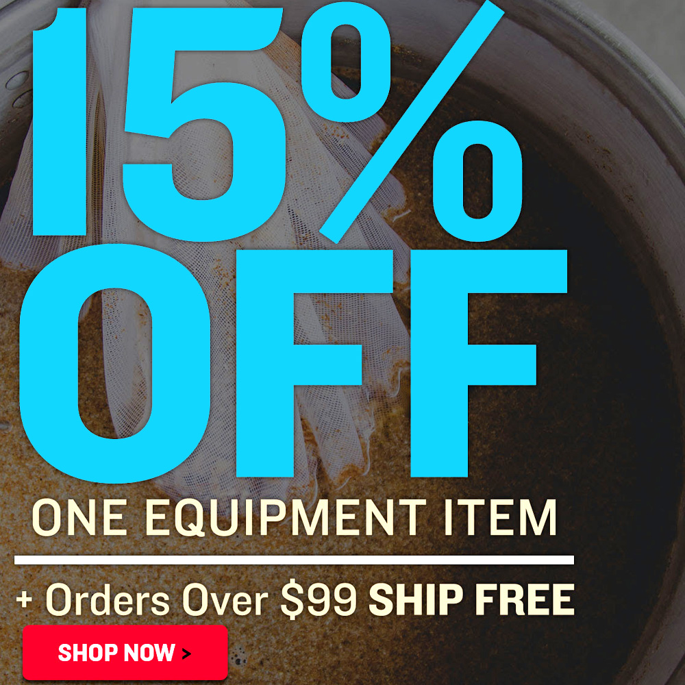 Save 15% On One Item Plus FREE SHIPPING Over $99 Sale