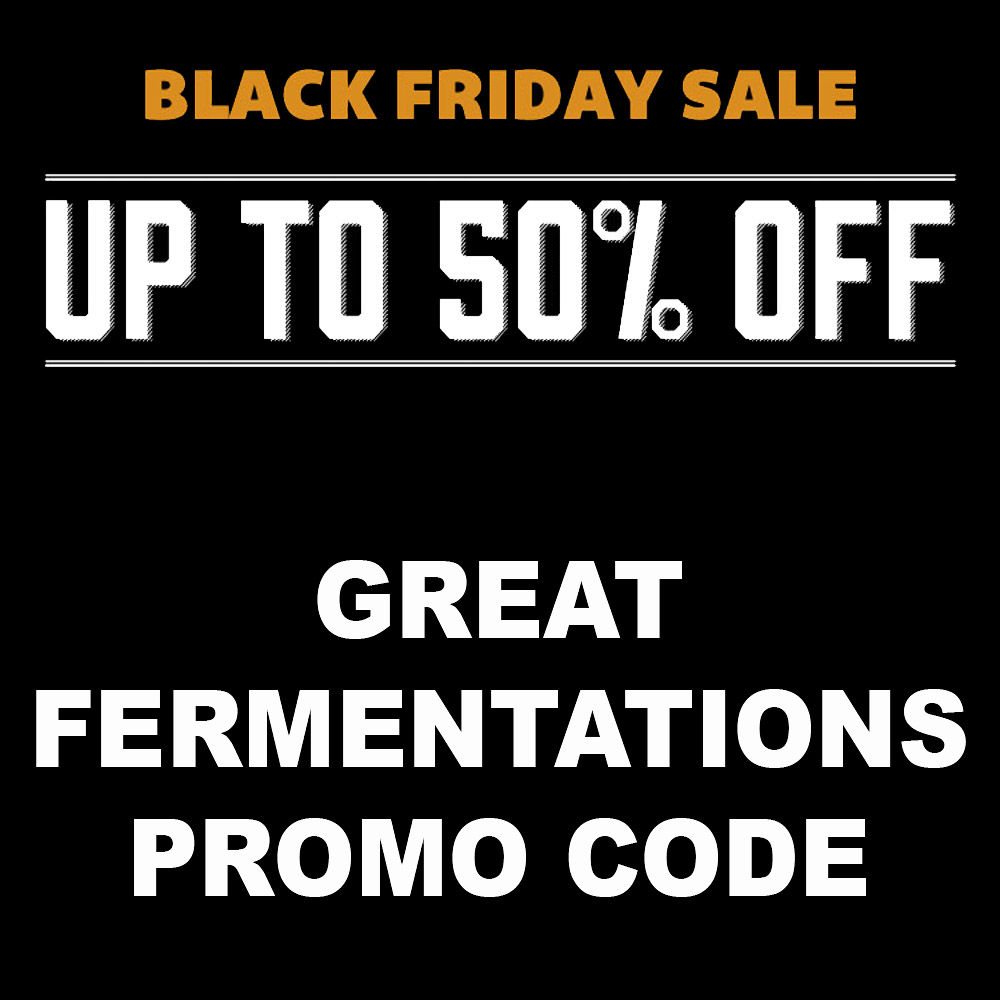 Discount coupons for great fermentation
