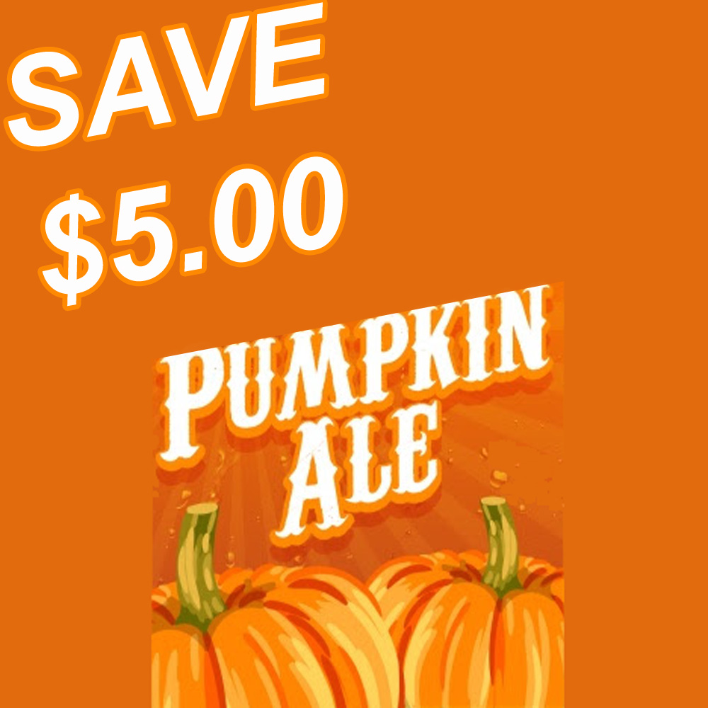 Get a Pumpkin Ale Beer Kit for Just $22! Coupon Code