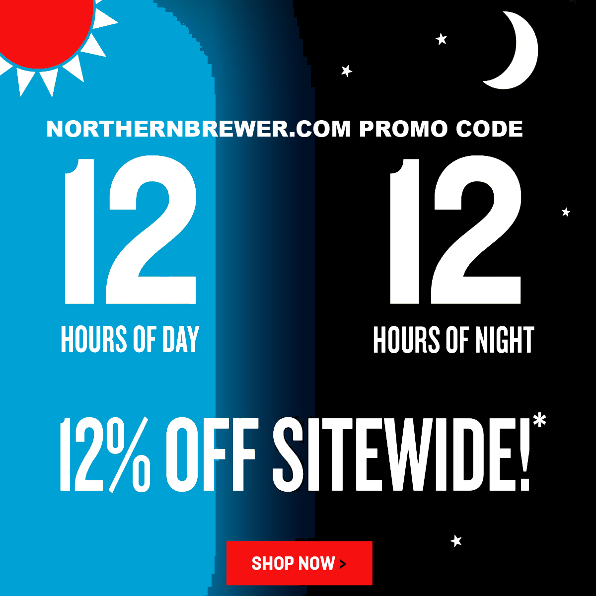 Northern Brewer Save 12% Site Wide at Northern Brewer With This NorthernBrewer.com Promo Code Coupon Code