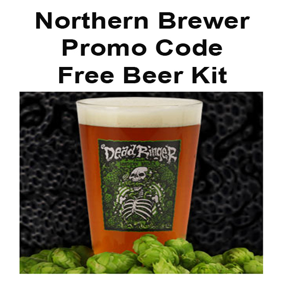 Free IPA Beer Kit with orders over $125 Coupon Code