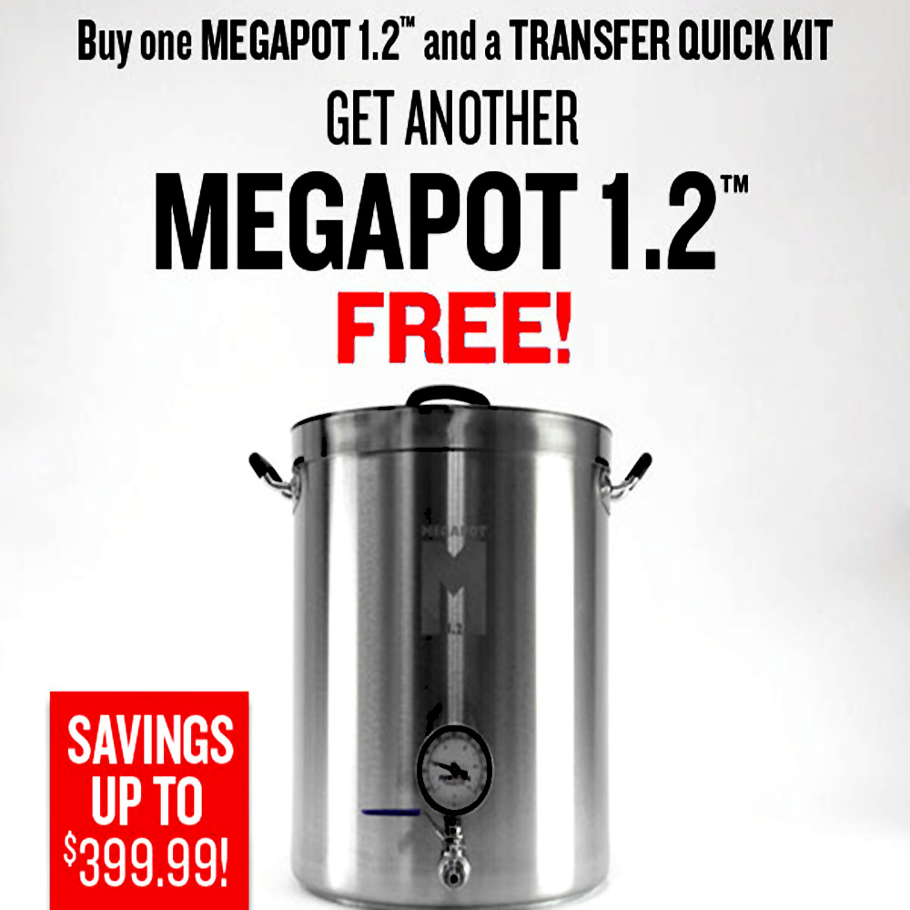 Northern Brewer Promo Code For A MEGAPOT 1.2 Coupon Code